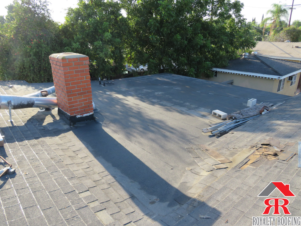 Cost to Reroof a House