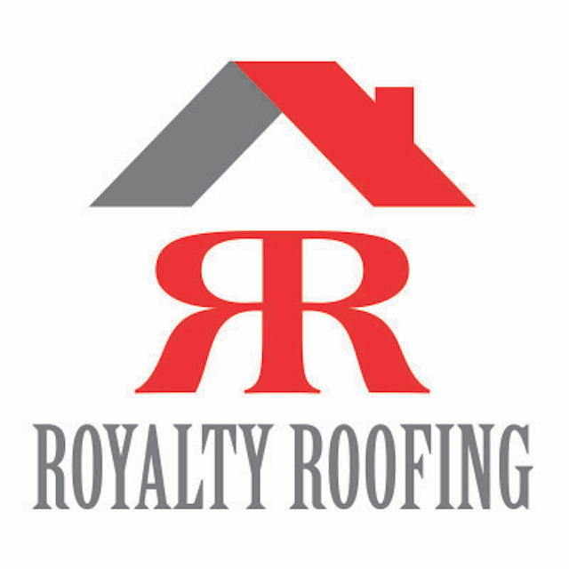royalty roofing - local roofing company